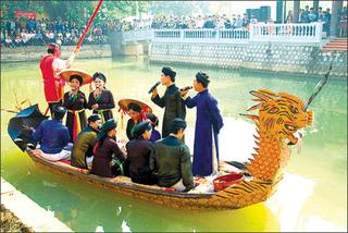 Bắc Ninh nỗ lực tạo dựng không gian lễ hội đúng nghi lễ, đậm bản sắc