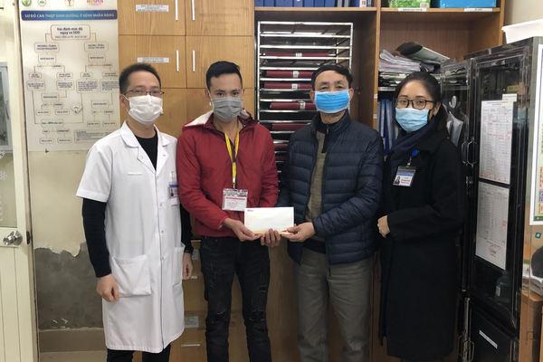Bạn đọc giúp đỡ chị Trần Thị Hà bị tai nạn lao động hơn 60 triệu đồng