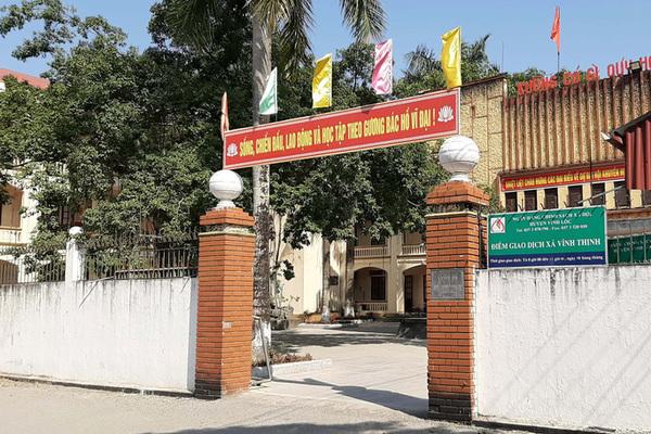 Công chức ở Thanh Hóa dùng bằng giả bị buộc thôi việc