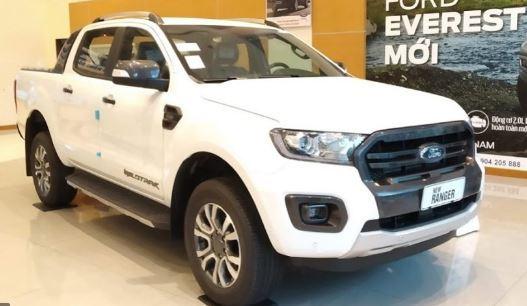 Xe bán tải tháng 12/2020: Ford Ranger áp đảo, Isuzu D-Max ế trường kỳ