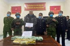 Chở thuê 11kg ma túy từ Hà Tĩnh ra Hải Phòng lấy 200 triệu tiền công