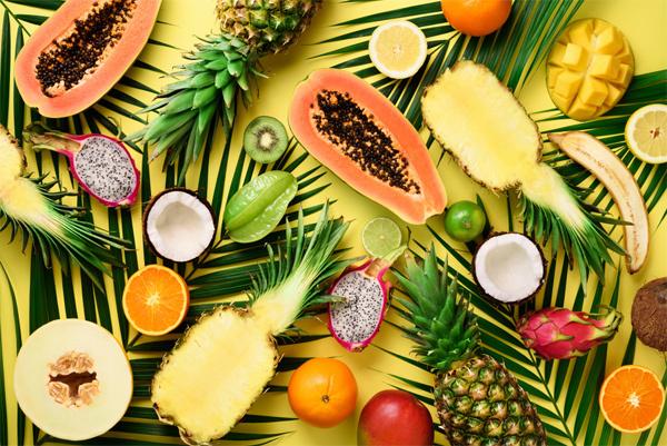 Thực đơn ăn kiêng bằng các loại trái cây
