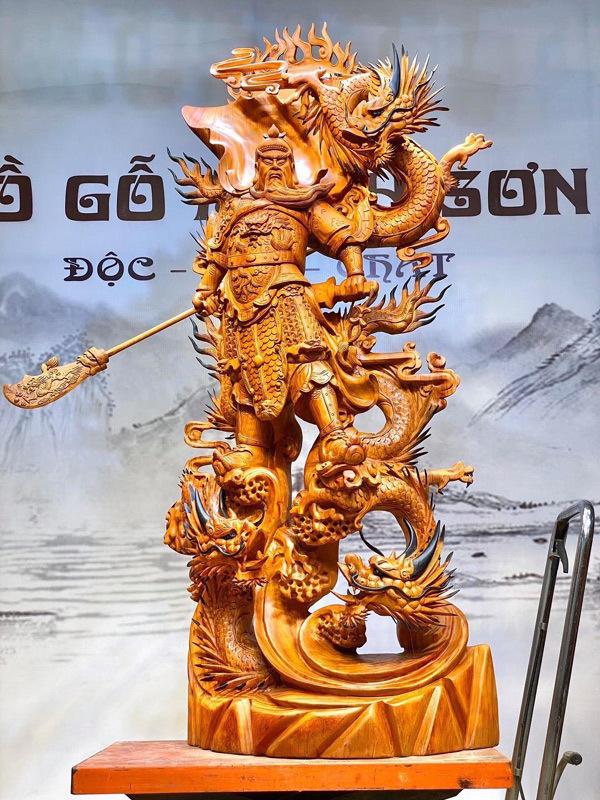 Đồ Gỗ Mạnh Sơn - món quà mỹ nghệ giàu ý nghĩa