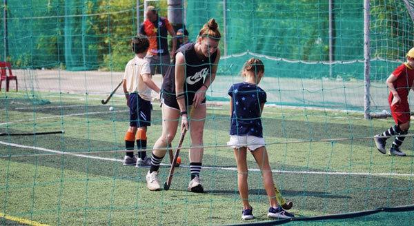 hockey,vietnam sports,Anniek Voesenek,Netherlands