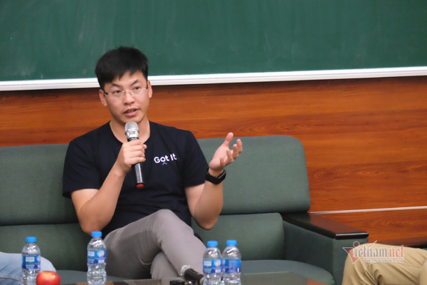 Founder of Got It wants to teach coding to Vietnamese children