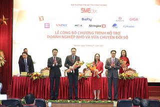 Giga1 hỗ trợ doanh nghiệp SMEs chuyển đổi số