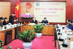 Lạng Sơn đạt kết quả toàn diện về kinh tế - xã hội 2020