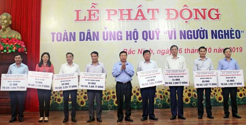 Đảm bảo an sinh xã hội, Bắc Ninh không để ai 'bị bỏ lại phía sau'