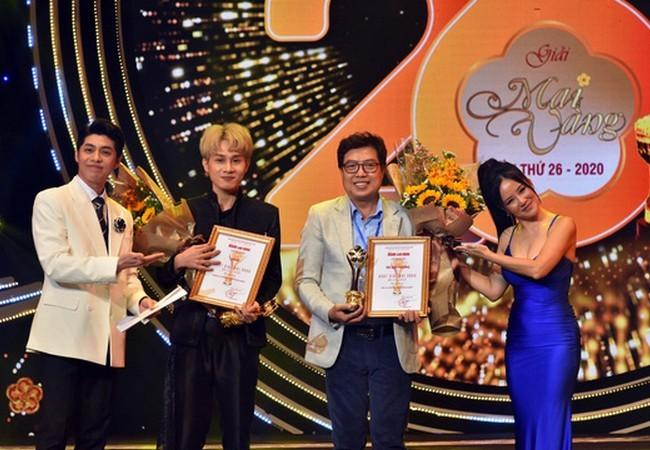 Nhan Phúc Vinh, Ngô Kiến Huy, Jack đoạt giải Mai Vàng