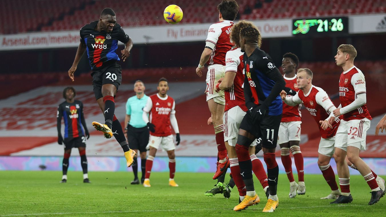 Arsenal bị cắt đứt mạch thắng ở Ngoại hạng Anh