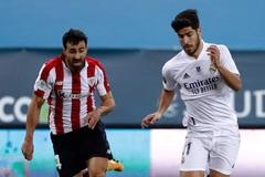 """Thua đau Bilbao, Real Madrid vỡ mộng """"Kinh điển"""" ở chung kết"""