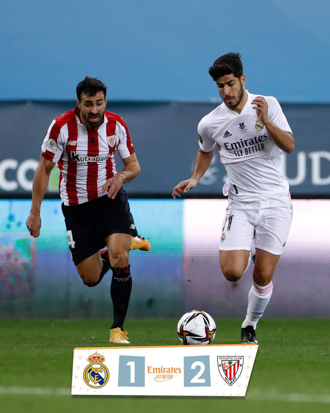 Thua đau Bilbao, Real Madrid vỡ mộng 'Kinh điển' ở chung kết