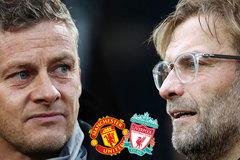 MU đấu Liverpool: Solskjaer ở đâu so với Klopp?