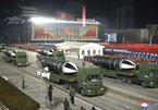 Triều Tiên phô diễn tên lửa đạn đạo mới sau đại hội đảng