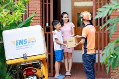 Vietnam Post ưu đãi chuyển phát thương mại điện tử trước Tết