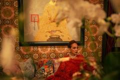 NSND Lê Khanh choáng ngợp vì bối cảnh xa xỉ trong 'Gái già lắm chiêu V'