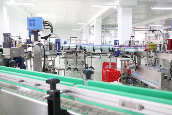 dây chuyền sản xuất nước đóng chai