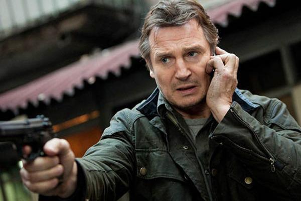 Tài tử Liam Neeson muốn từ giã phim hành động ở tuổi 70