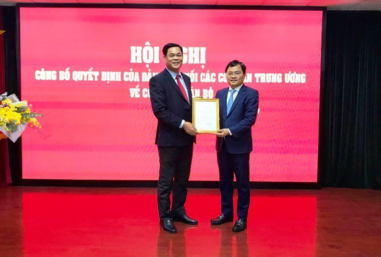 Ông Nguyễn Anh Tuấn giữ chức Bí thư Đảng ủy Trung ương Đoàn