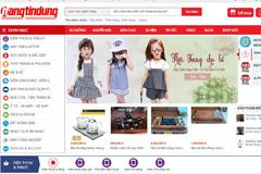 Hangtindung.com - điểm hẹn mới cho 'tín đồ' mua sắm online