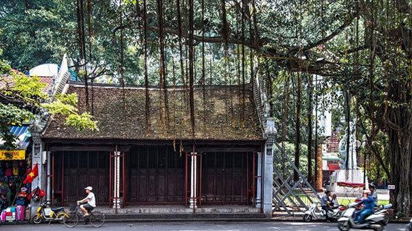 Ba Kieu Temple – a rare relic worshipping the Mother Goddess