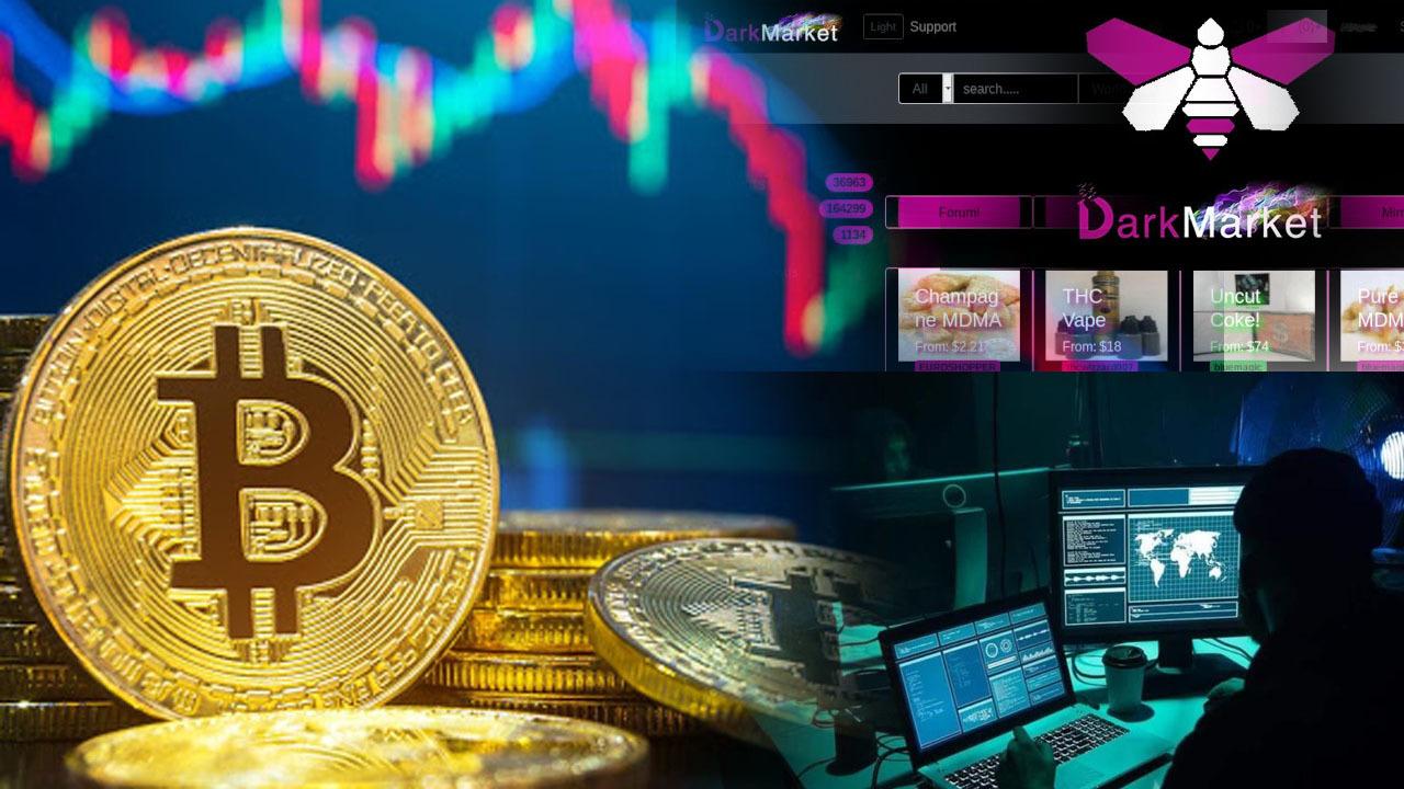 Chợ đen online lớn nhất thế giới bị đánh sập, giá Bitcoin 'nhảy múa'