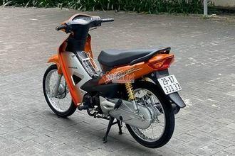Honda Wave Alpha cũ biển số ngũ quý giá gần 100 triệu đồng
