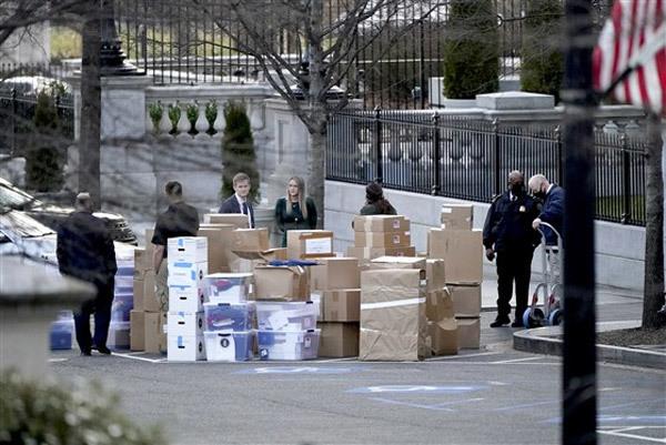 Hé lộ kế hoạch rời Nhà Trắng lần cuối của ông Trump