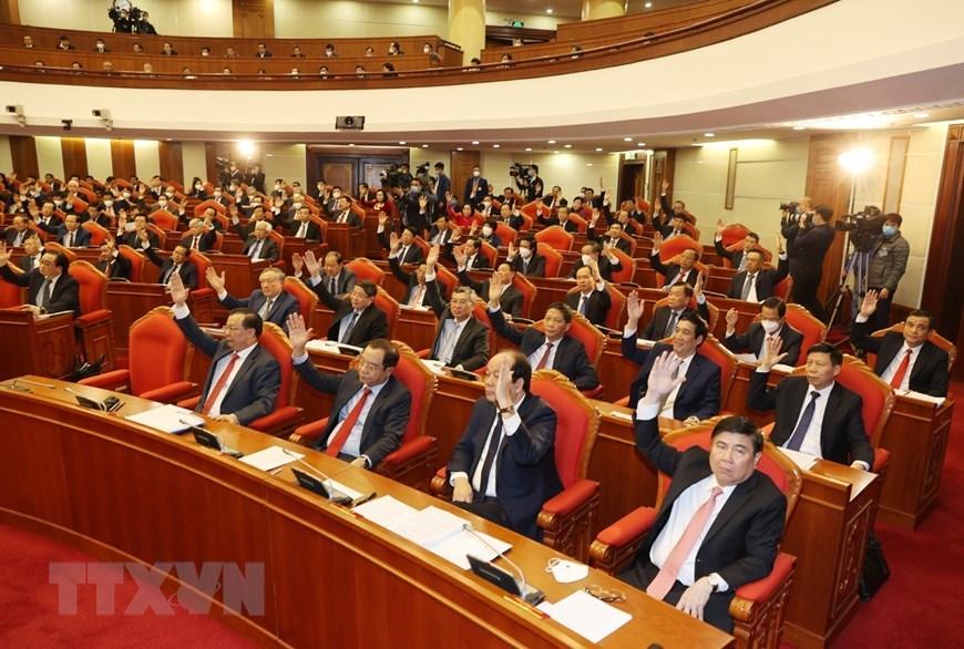 'Không muốn tham nhũng' là một điểm nhấn trong dự thảo văn kiện Đại hội XIII