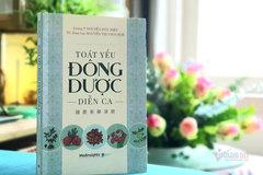 Cuốn sách được ví như 'bản trường ca' về các vị thuốc Đông y cổ truyền