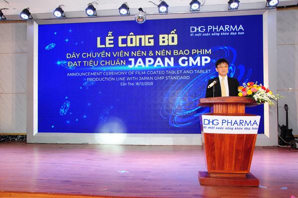 Những tiêu chí khắt khe để thuốc đạt chuẩn Japan-GMP
