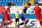 Tiến Linh hụt bàn thắng, Phan Văn Đức gỡ hòa cho SLNA (H2)