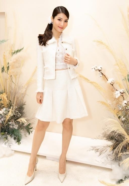 Angela Phương Trinh tự tin trở lại showbiz sau thời gian ở ẩn