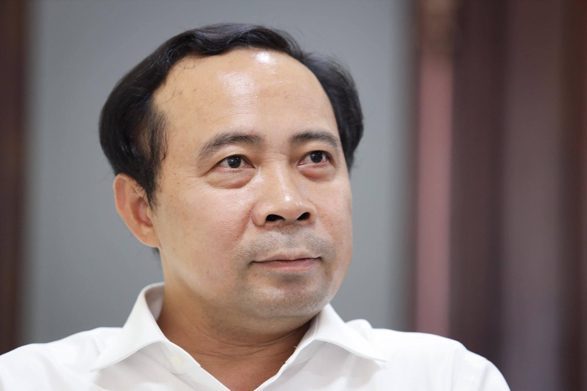 PGS.TS Vũ Hải Quân làm Giám đốc ĐH Quốc gia TP.HCM