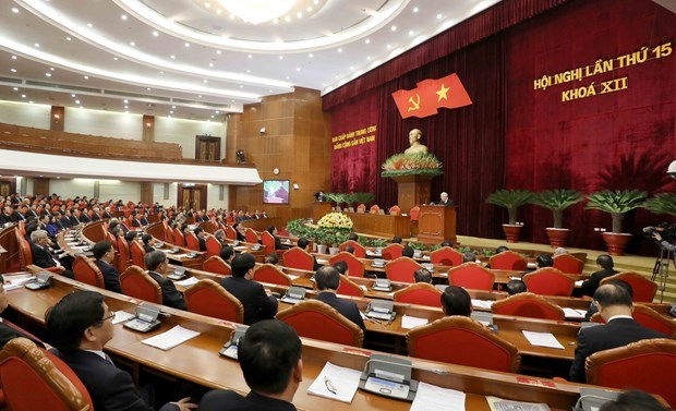 Party Central Committee,13th Congress,Vietnam politics news