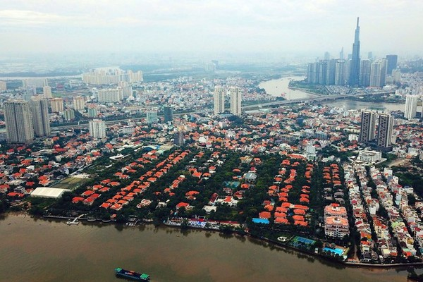 Dutch help with flood prevention in Thu Duc City