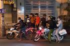 Cảnh sát nổ súng vây ráp nhóm quái xế ở Sài Gòn