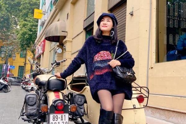 nsnd thu ha Sao Việt hôm nay 25/2: Phút bình yên của Chí Trung và bạn gái ở quê