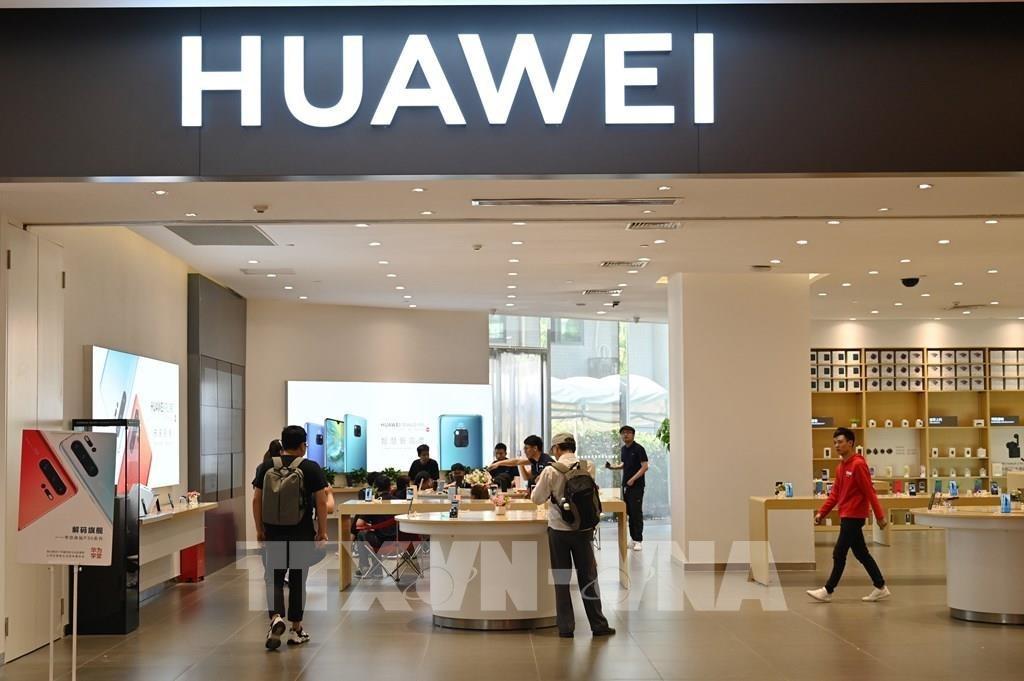 Chính quyền Tổng thống Biden có thể nới lỏng lệnh cấm Huawei
