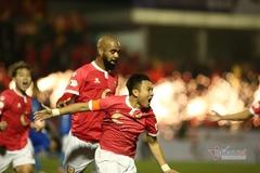 Video bàn thắng Hà Tĩnh 1-0 Hải Phòng