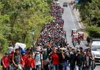 Người di cư đổ về biên giới Mỹ sau quyết định đảo ngược của ông Biden