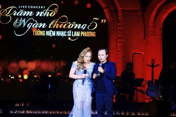 Chuỗi liveshow kỷ niệm 70 năm âm nhạc Lam Phương ghi dấu ấn với khán giả