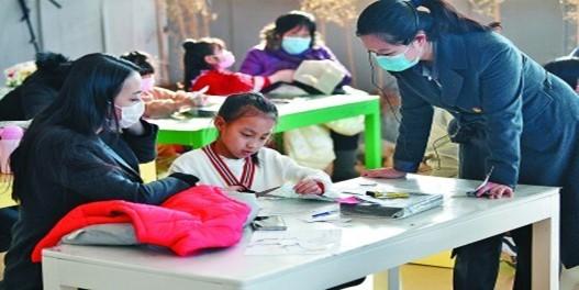 Cơn sốt luyện 'gà con' ở Trung Quốc