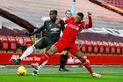 Liverpool 0-0 MU: Firmino bỏ lỡ cơ hội (H1)