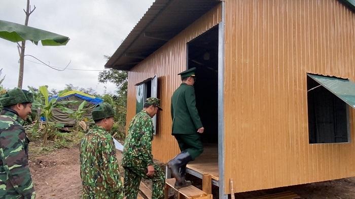 Chốt chặn kiên cố, biên phòng Quảng Trị an tâm chống dịch