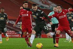 Bất lực trước MU, HLV Klopp không thể lý giải 'cơn hạn' Liverpool