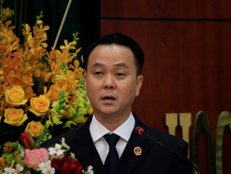 Ông Nguyễn Thành Vinh giữ chức Chánh án TAND TP Thủ Đức