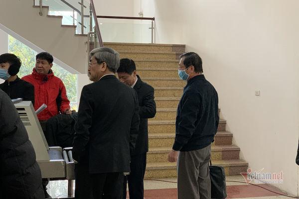 Vì sao chưa thể xét xử cựu Bộ trưởng Vũ Huy Hoàng và đồng phạm?