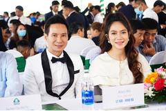 Vợ chồng Lý Hải đánh giá cao tiềm năng đầu tư dự án Happy Home Cà Mau