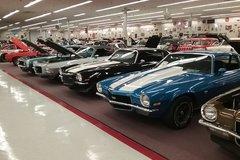 Đấu giá 200 xe cơ bắp cực hiếm, đẹp long lanh tại Mỹ